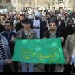 Rally against charlie Hebdo