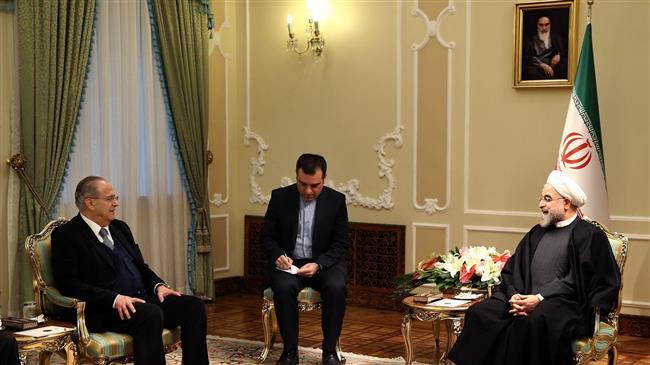 Rouhani-Cyprus