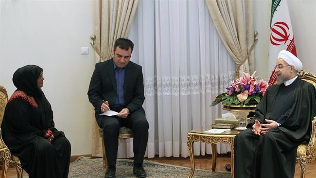 Rouhani-Kenyan