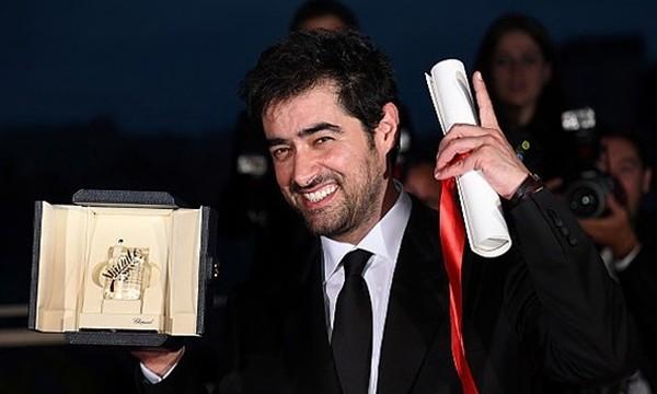 Shahab Hosseini-Cannes 2016