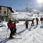 Ski training 341