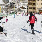 Ski training 399