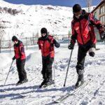 Ski training 452