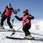 Ski training 510