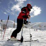 Ski training 608