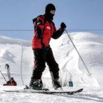 Ski training 666