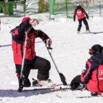 Ski training 772