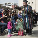Street Performances before Nowruz