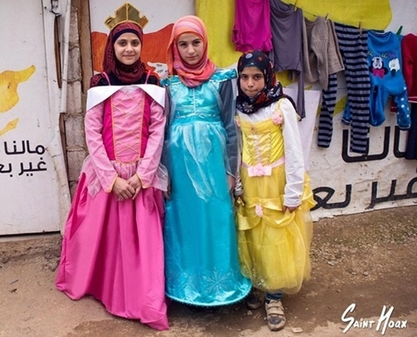 Syrian girls-1