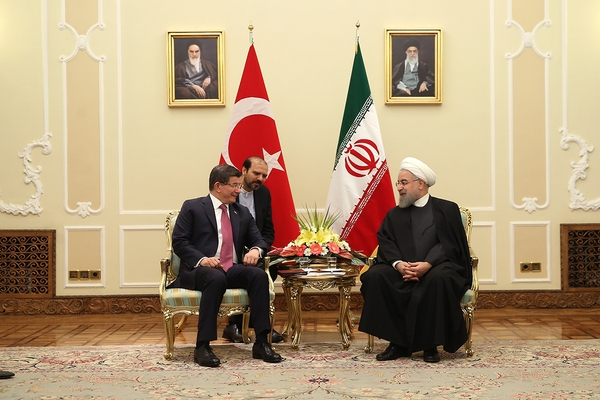 Turkey pm- Rouhani