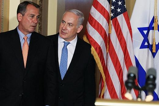 US House speaker invite Israeli