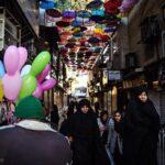 Umbrella alley -shiraz10