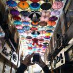 Umbrella alley -shiraz43