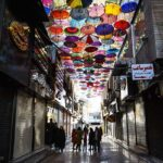 Umbrella alley -shiraz6