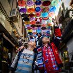 Umbrella alley -shiraz94