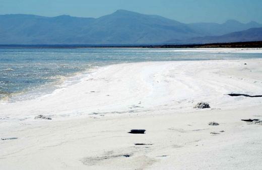 Urumieh Lake