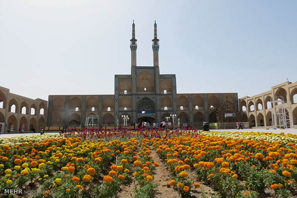 historical sites of Yazd