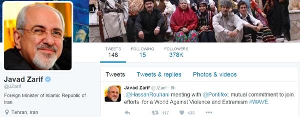 Zarif-Tweet
