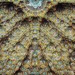 Hazrate-Masomeh's mosque in Qom, Iran