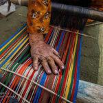 Jajim Weaving in Namhil Village, Northwestern Iran