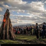 New Year Celebration in Western Iran