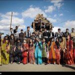Nowruz in Western Iran