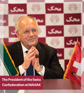 Swiss president