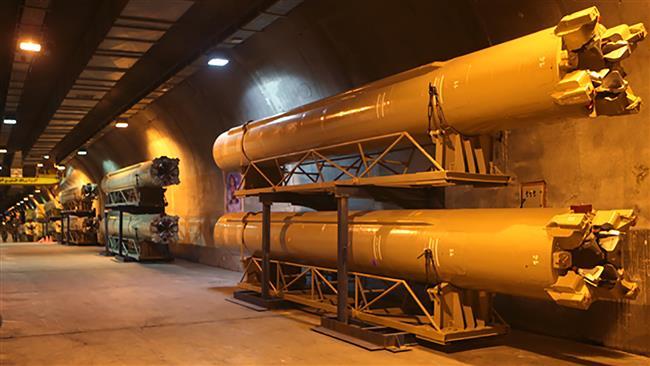 underground IRGC missile facility