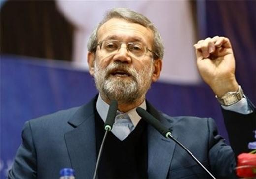 Ali Larijani-Iranian speaker