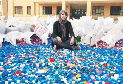 Charity begins at the environment