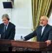 Iran-Italy-FMs