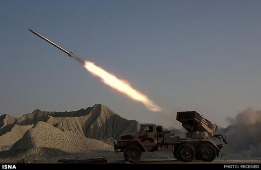 Iran starts massive naval drill