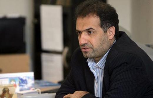 Kazem Jalali-Iran MP