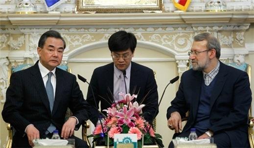Larijani-China FM