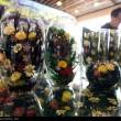 Organic food exhibition in Tehran