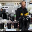 Organic food exhibition in Tehran 13