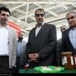 Organic food exhibition in Tehran 15