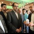 Organic food exhibition in Tehran 21