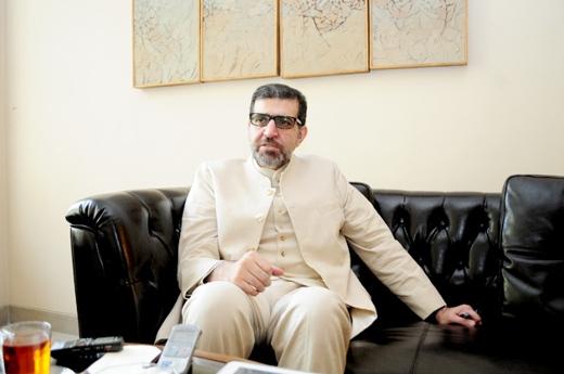 Sadegh Kharazi