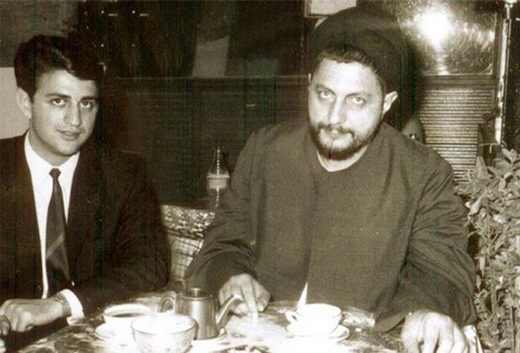 Sadegh TabaTabai-Mousa Sadr