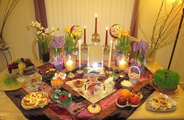 Haft-Seen - Iranian New Year