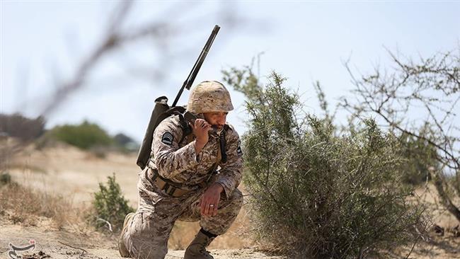 weaponry IRGC Persian Gulf war games-1