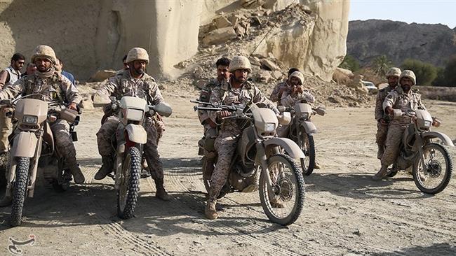 weaponry IRGC Persian Gulf war games-2
