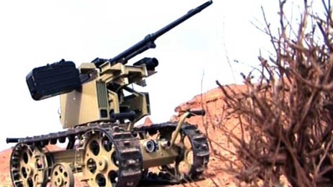 weaponry IRGC Persian Gulf war games-6