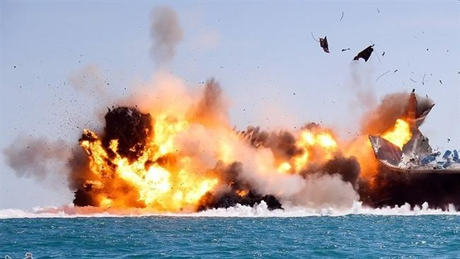 weaponry IRGC Persian Gulf war games-7