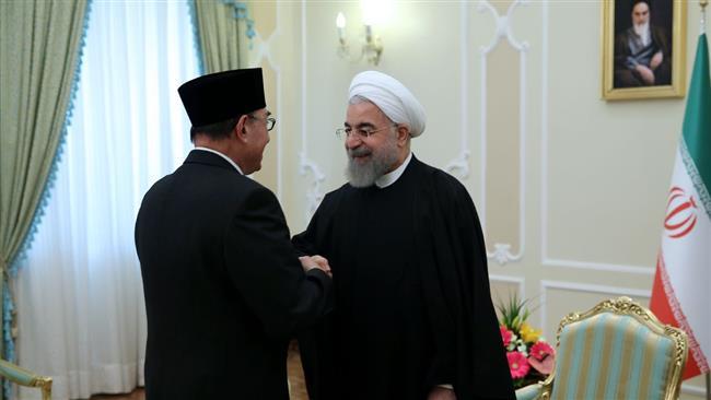 Iran-Indonesia-Rouhani