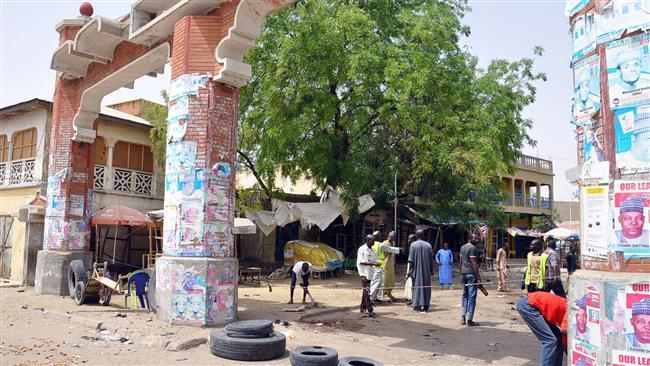 Boko haram-Africa