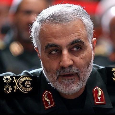 Major General Ghasem Soleimani