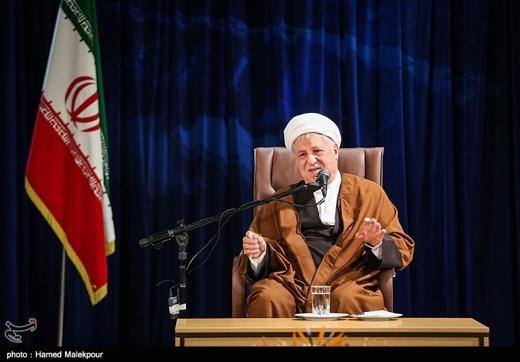 Hashemi Rafsanjani-Iran