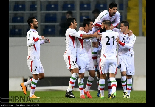 Iran-Chile_football